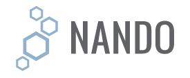 Kliknięcie odnośnika spowoduje przekierowanie na stronę internetową firmy Nando